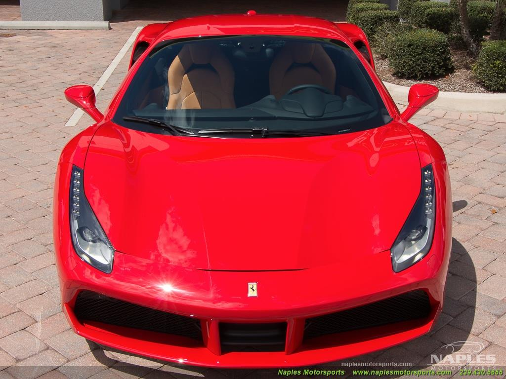 2017 Ferrari 488 GTB - Photo 29 - Naples, FL 34104