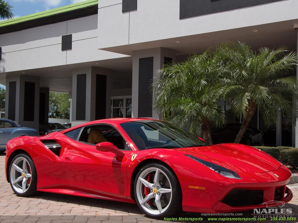 2017 Ferrari 488 GTB - Photo 19 - Naples, FL 34104