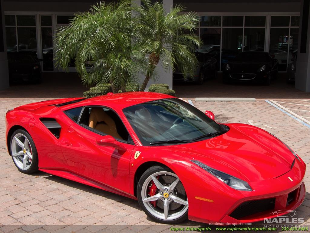 2017 Ferrari 488 GTB - Photo 52 - Naples, FL 34104