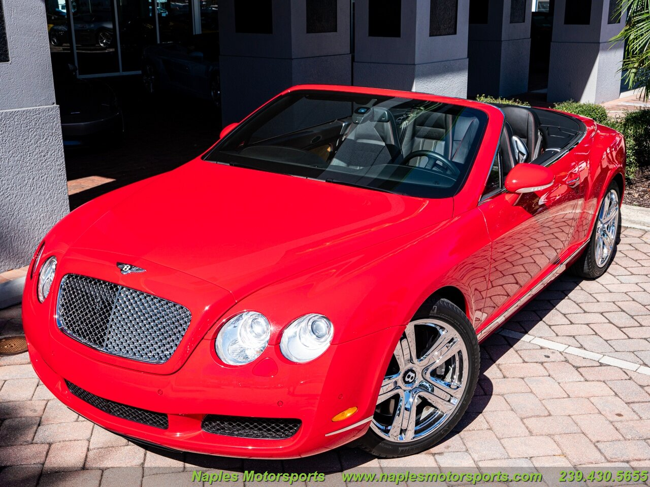 2007 Bentley Continental GT GTC for sale in Naples, FL ...