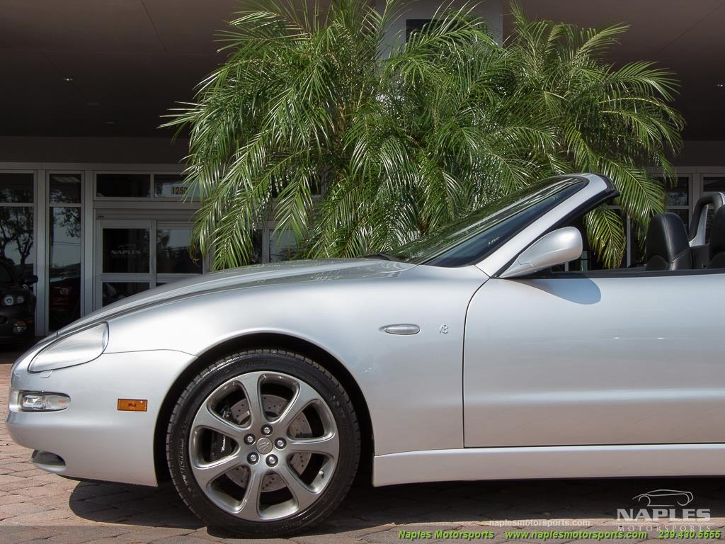 2004 Maserati Spyder Cambiocorsa - Photo 9 - Naples, FL 34104