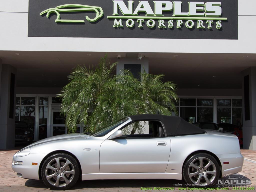 2004 Maserati Spyder Cambiocorsa - Photo 50 - Naples, FL 34104