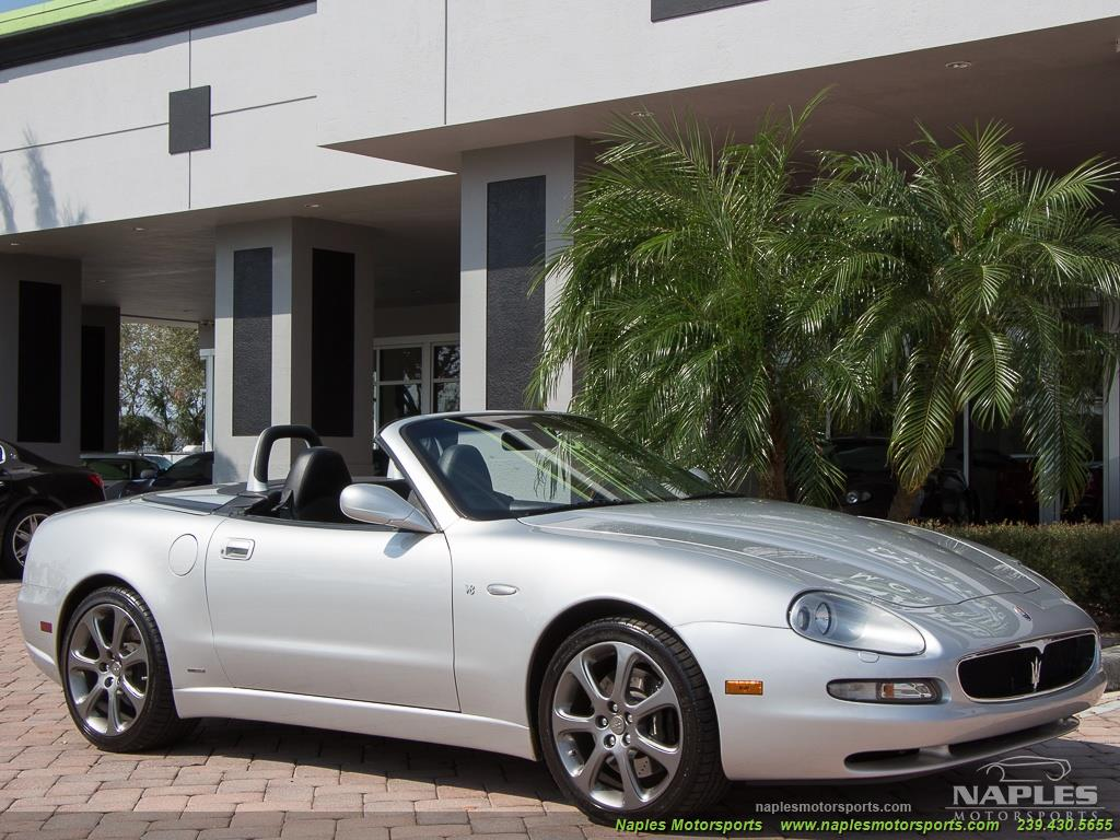 2004 Maserati Spyder Cambiocorsa - Photo 21 - Naples, FL 34104