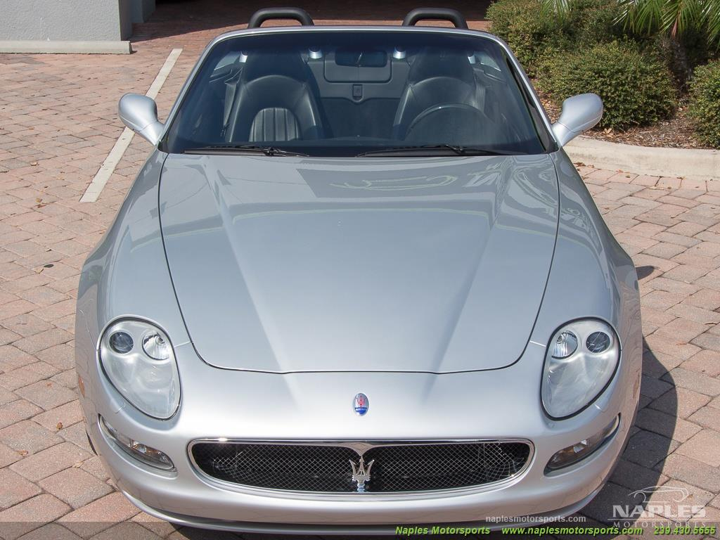 2004 Maserati Spyder Cambiocorsa - Photo 29 - Naples, FL 34104