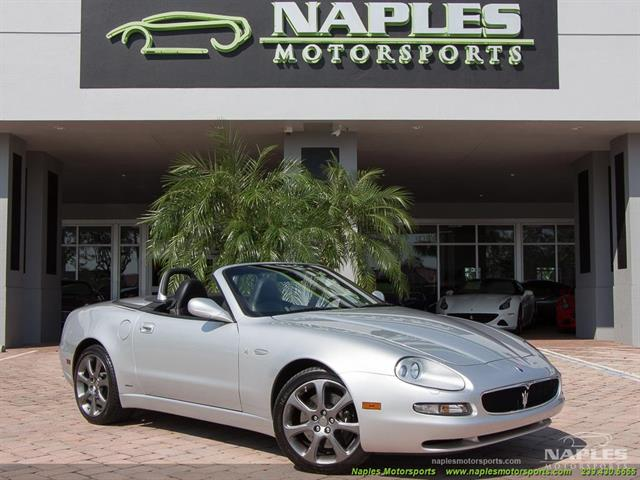 2004 Maserati Spyder Cambiocorsa - Photo 1 - Naples, FL 34104
