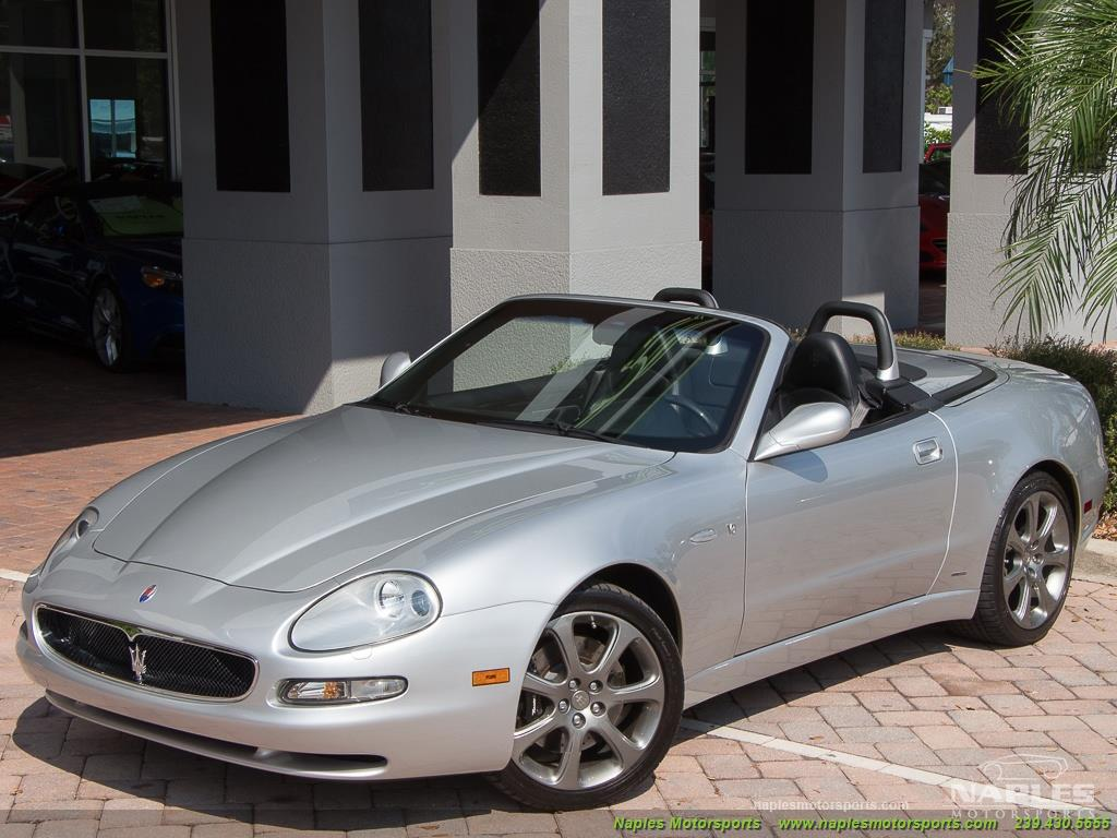 2004 Maserati Spyder Cambiocorsa - Photo 47 - Naples, FL 34104
