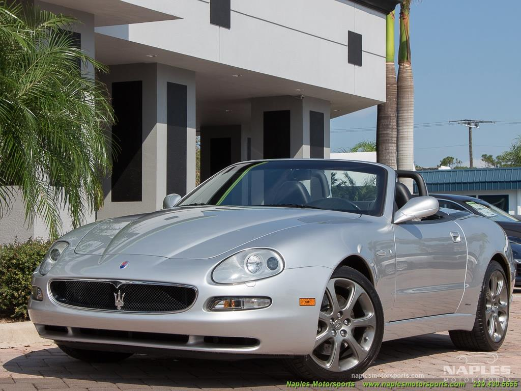 2004 Maserati Spyder Cambiocorsa - Photo 13 - Naples, FL 34104