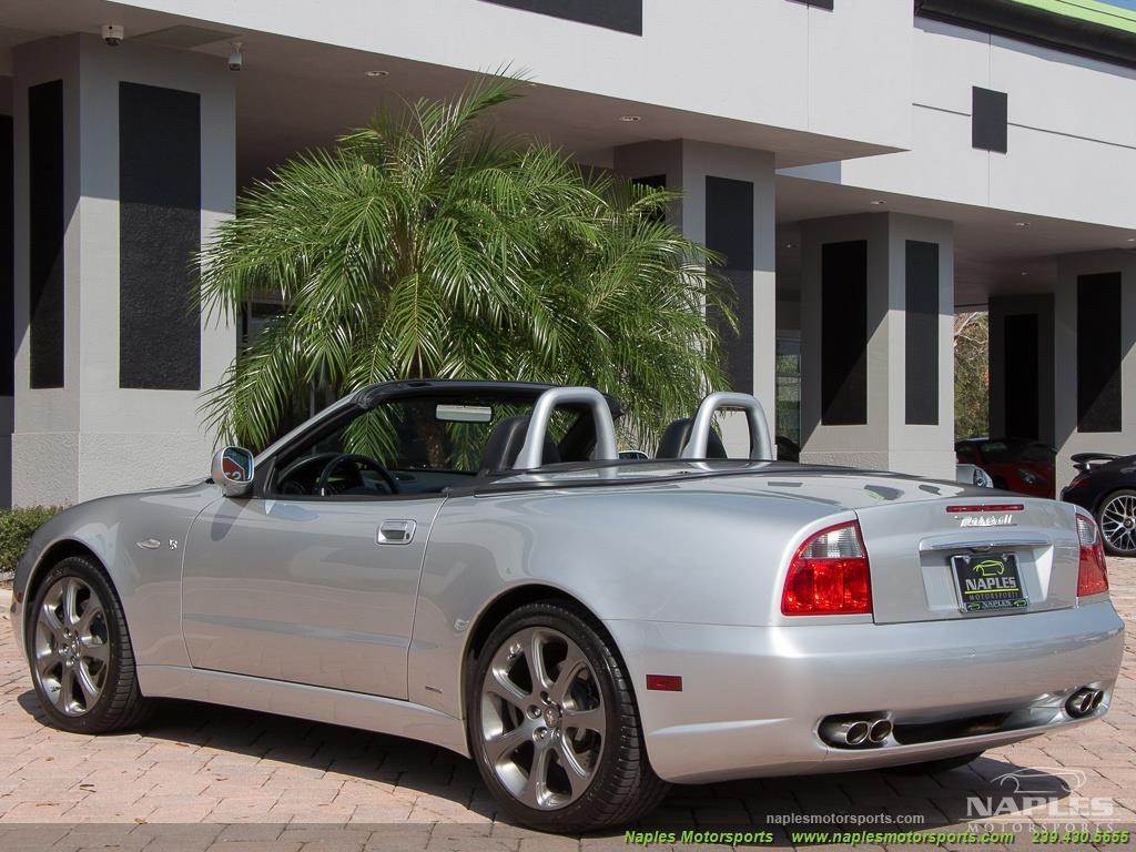 2004 Maserati Spyder Cambiocorsa - Photo 38 - Naples, FL 34104
