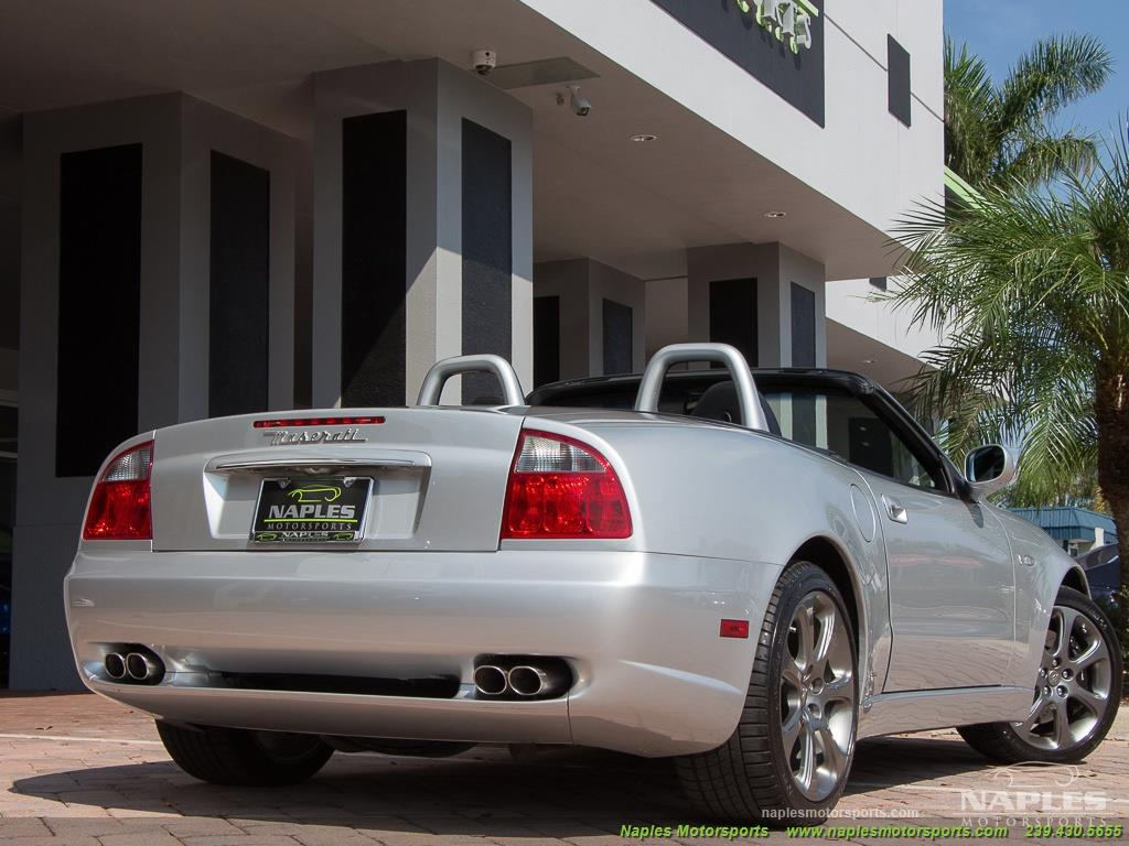 2004 Maserati Spyder Cambiocorsa - Photo 54 - Naples, FL 34104