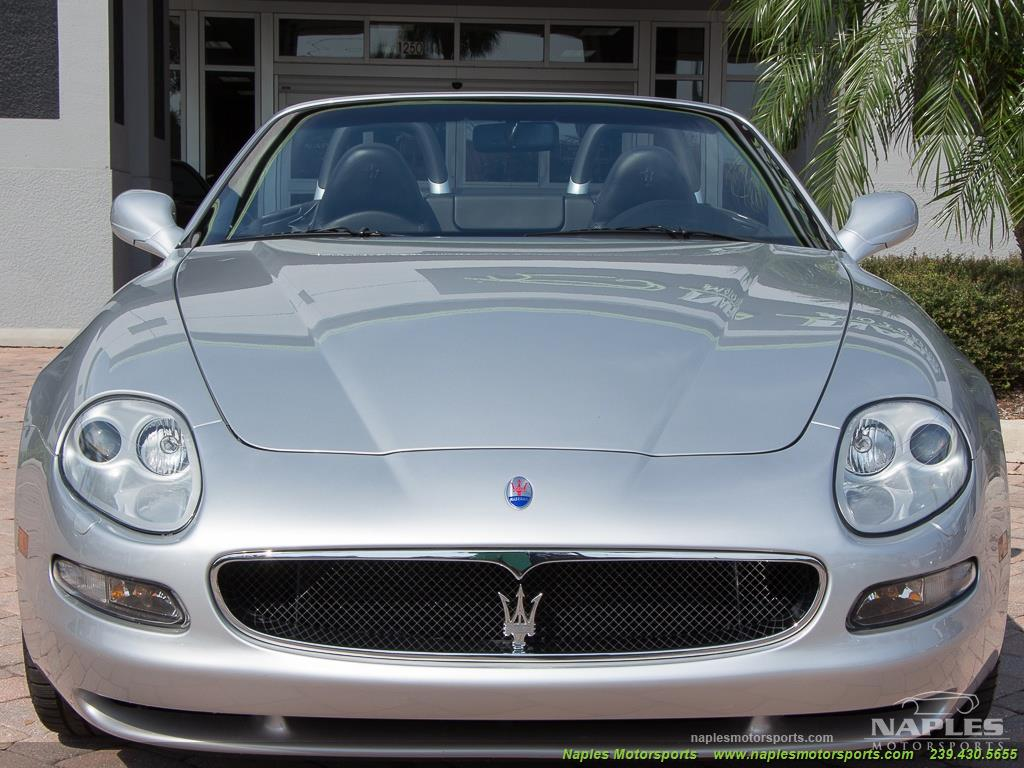 2004 Maserati Spyder Cambiocorsa - Photo 52 - Naples, FL 34104