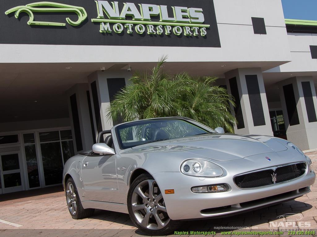 2004 Maserati Spyder Cambiocorsa - Photo 35 - Naples, FL 34104