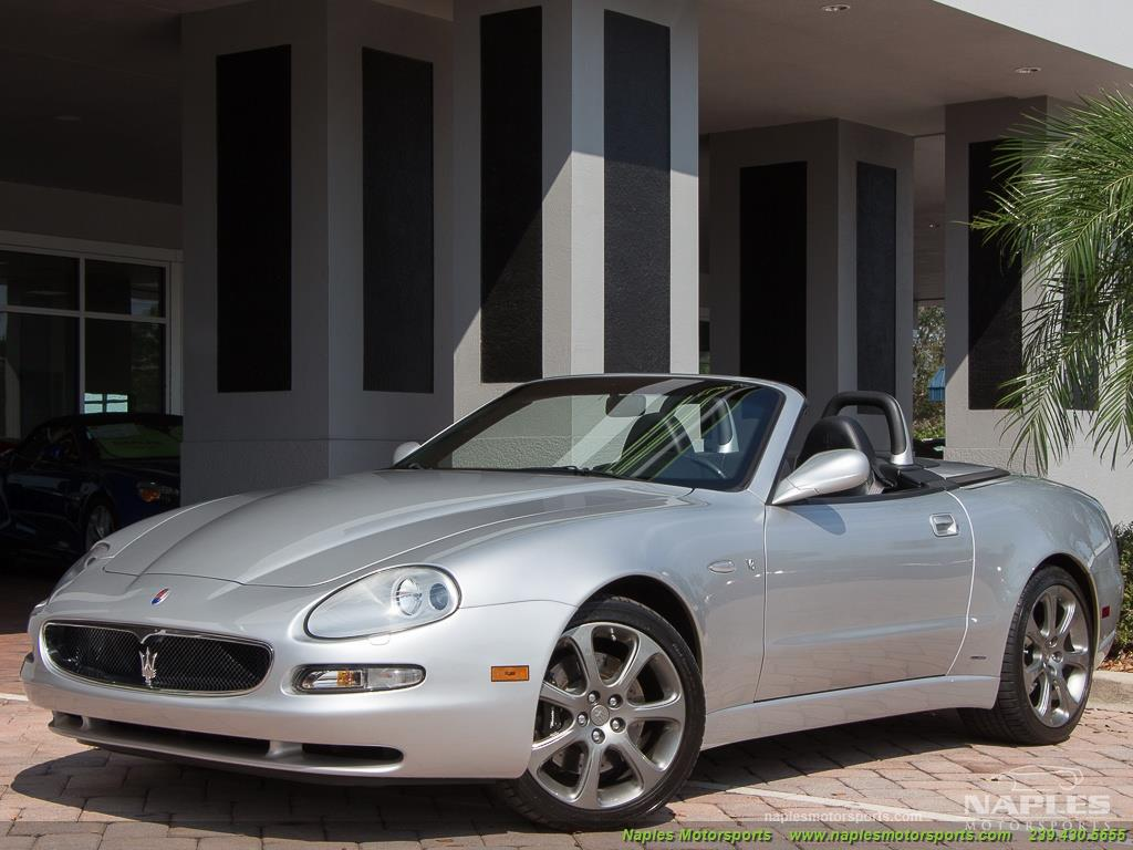 2004 Maserati Spyder Cambiocorsa - Photo 48 - Naples, FL 34104
