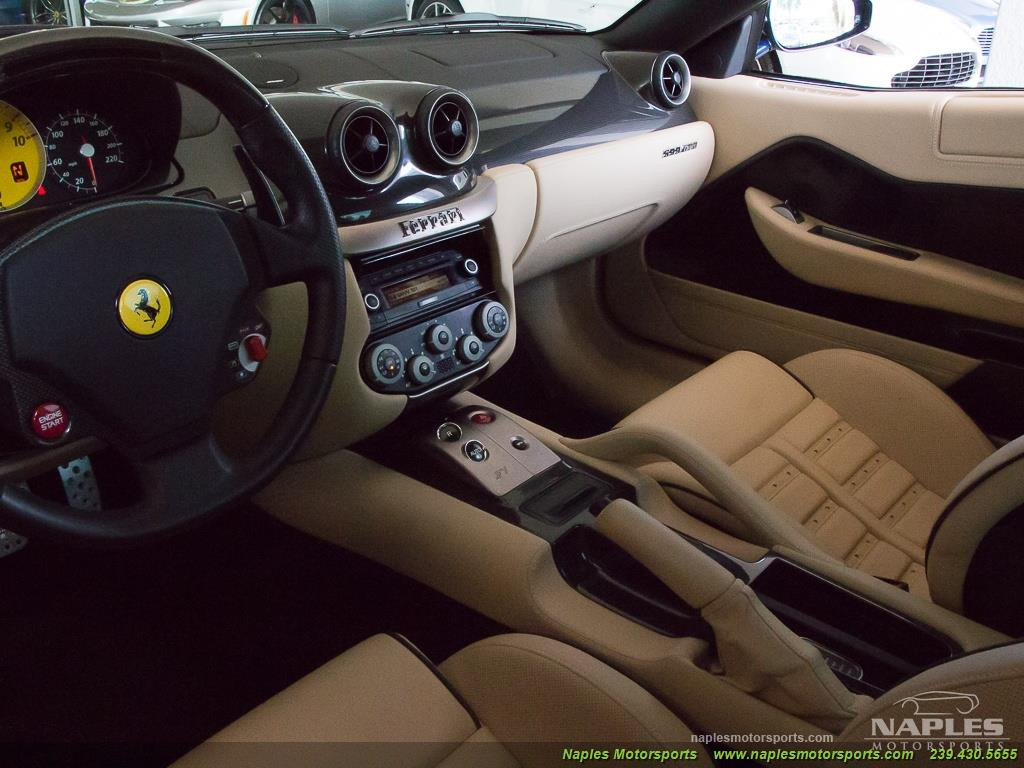 2008 Ferrari 599 GTB - Photo 46 - Naples, FL 34104