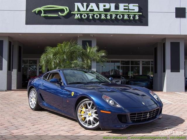 2008 Ferrari 599 GTB - Photo 1 - Naples, FL 34104