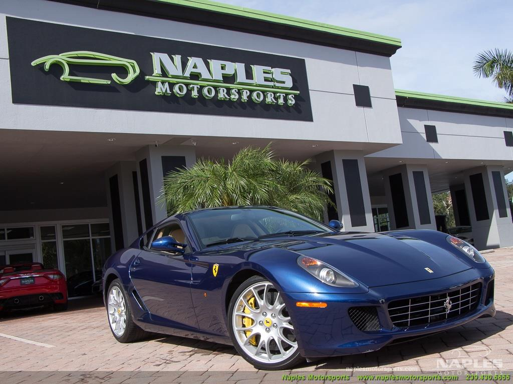 2008 Ferrari 599 GTB - Photo 43 - Naples, FL 34104