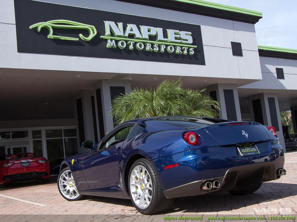 2008 Ferrari 599 GTB - Photo 48 - Naples, FL 34104