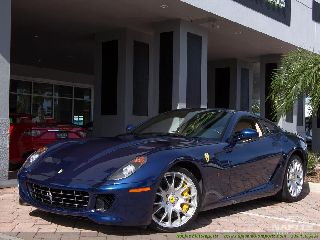 2008 Ferrari 599 GTB - Photo 51 - Naples, FL 34104