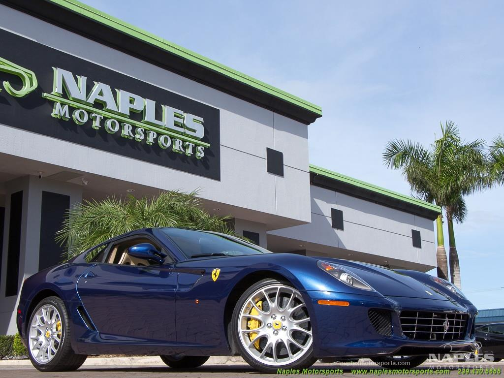 2008 Ferrari 599 GTB - Photo 41 - Naples, FL 34104