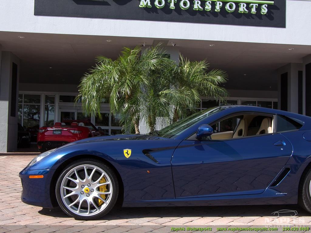 2008 Ferrari 599 GTB - Photo 15 - Naples, FL 34104