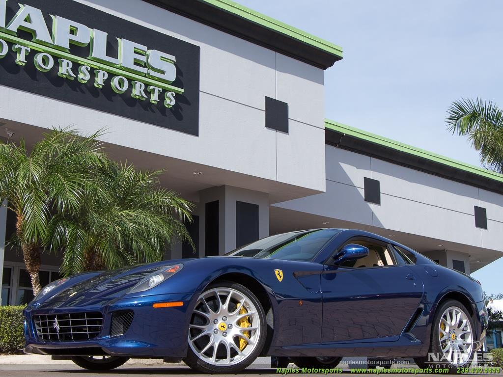2008 Ferrari 599 GTB - Photo 26 - Naples, FL 34104