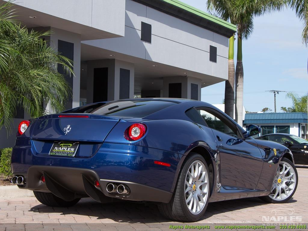 2008 Ferrari 599 GTB - Photo 36 - Naples, FL 34104