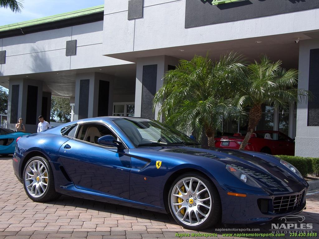 2008 Ferrari 599 GTB - Photo 33 - Naples, FL 34104
