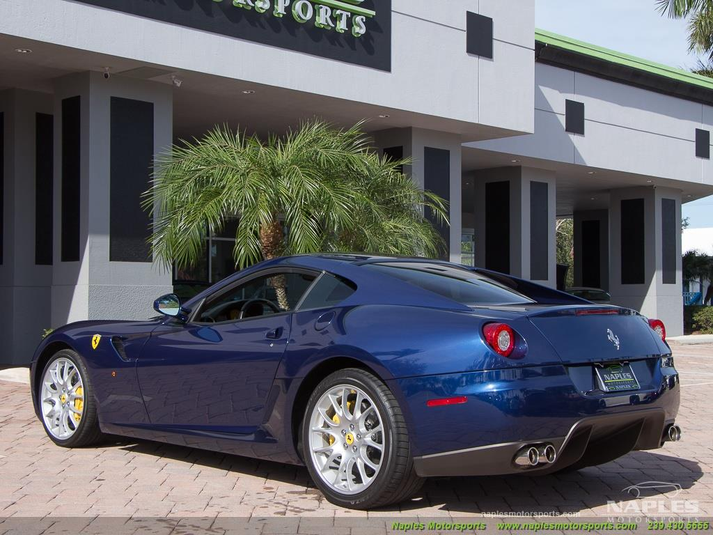 2008 Ferrari 599 GTB - Photo 47 - Naples, FL 34104