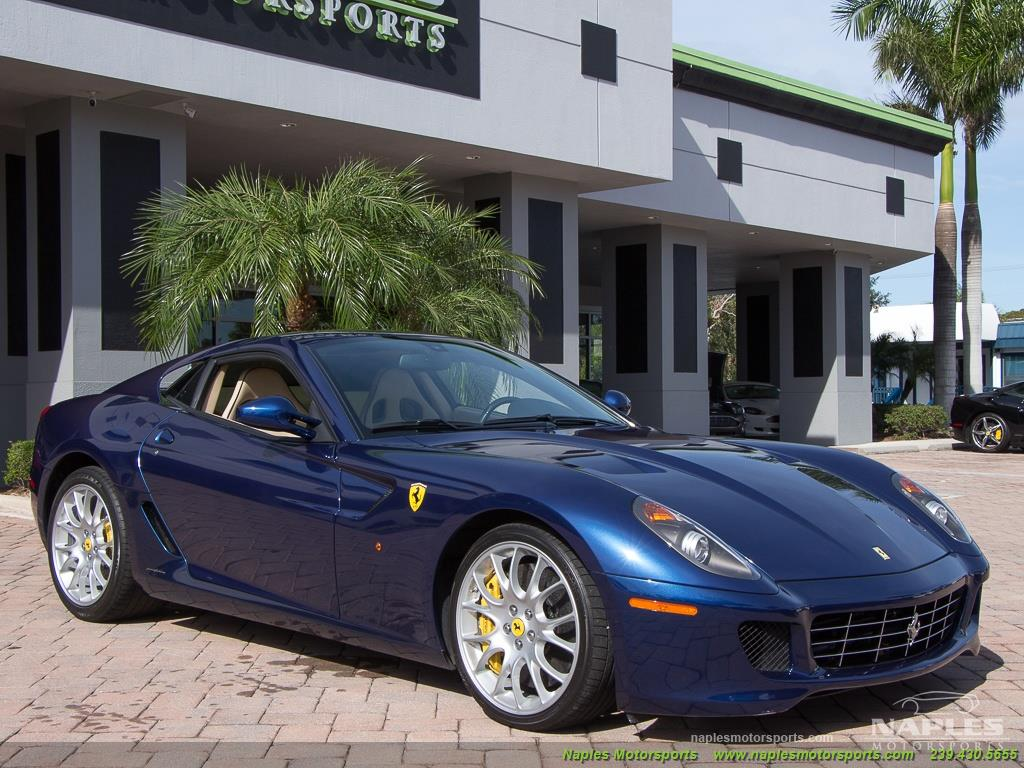 2008 Ferrari 599 GTB - Photo 40 - Naples, FL 34104
