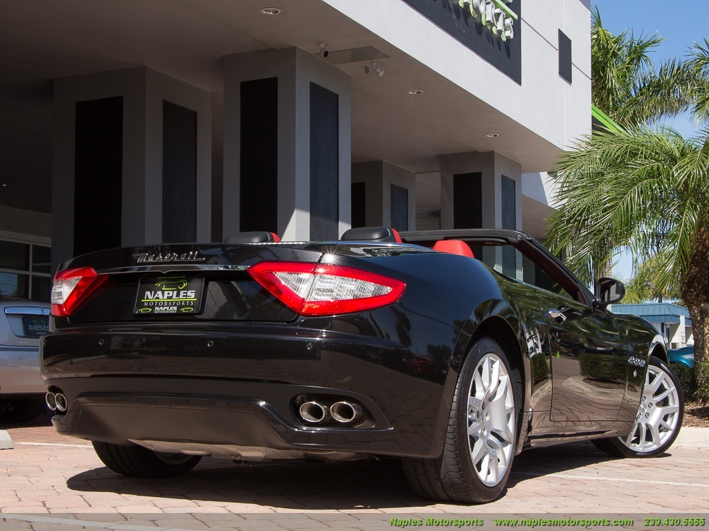 2017 Maserati Gran Turismo Convertible - Photo 13 - Naples, FL 34104