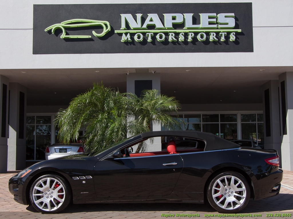 2017 Maserati Gran Turismo Convertible - Photo 40 - Naples, FL 34104