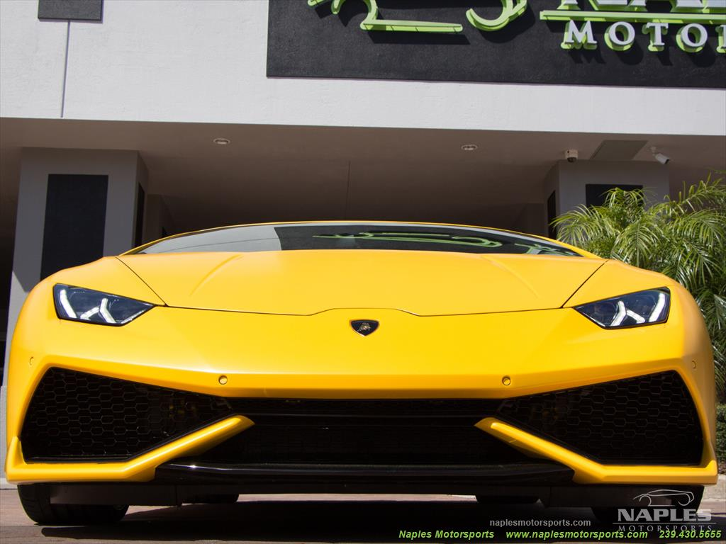 2015 Lamborghini Huracan LP 610-4 - Photo 50 - Naples, FL 34104