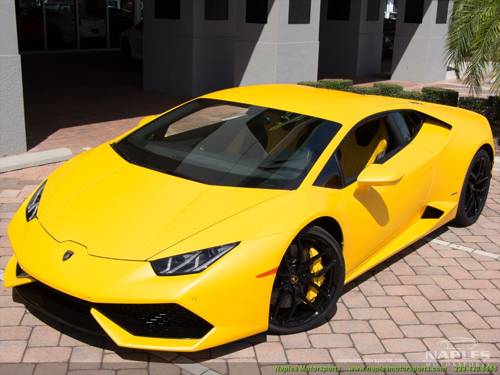 2015 Lamborghini Huracan LP 610-4 - Photo 37 - Naples, FL 34104