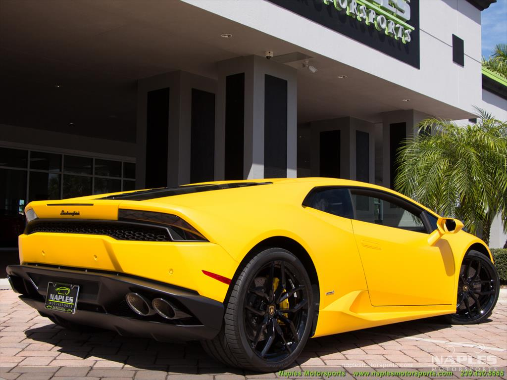 2015 Lamborghini Huracan LP 610-4 - Photo 33 - Naples, FL 34104