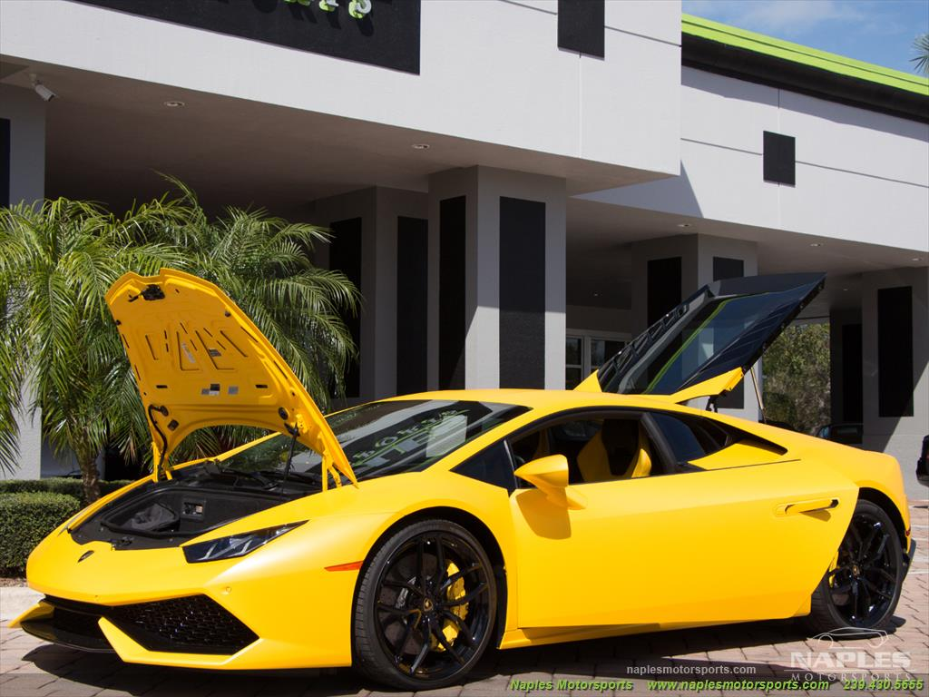 2015 Lamborghini Huracan LP 610-4 - Photo 58 - Naples, FL 34104
