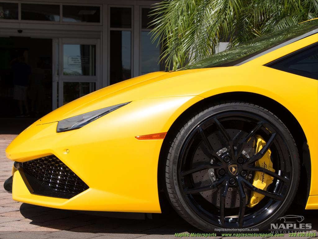 2015 Lamborghini Huracan LP 610-4 - Photo 55 - Naples, FL 34104
