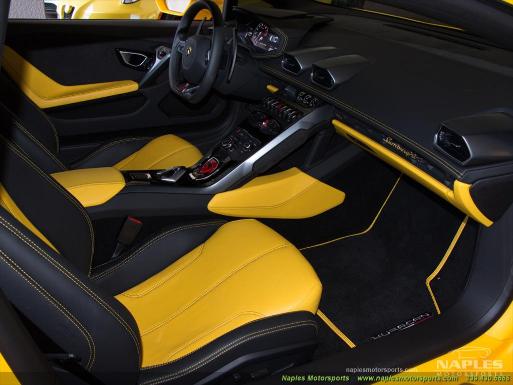 2015 Lamborghini Huracan LP 610-4 - Photo 28 - Naples, FL 34104