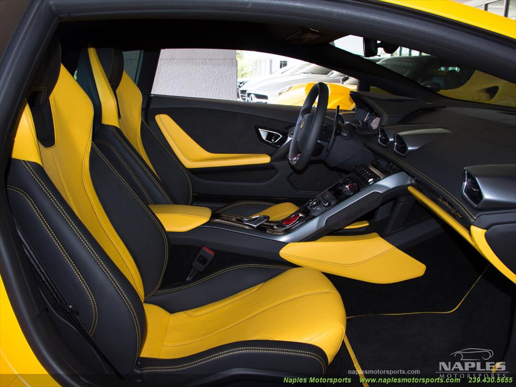 2015 Lamborghini Huracan LP 610-4 - Photo 26 - Naples, FL 34104