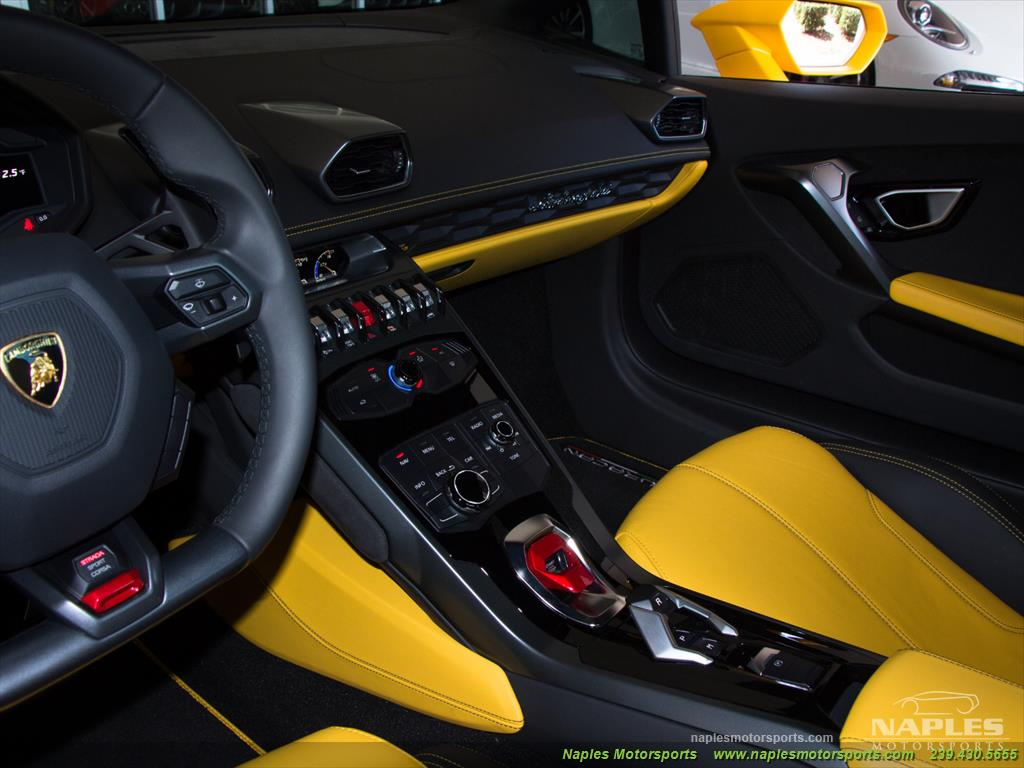 2015 Lamborghini Huracan LP 610-4 - Photo 14 - Naples, FL 34104