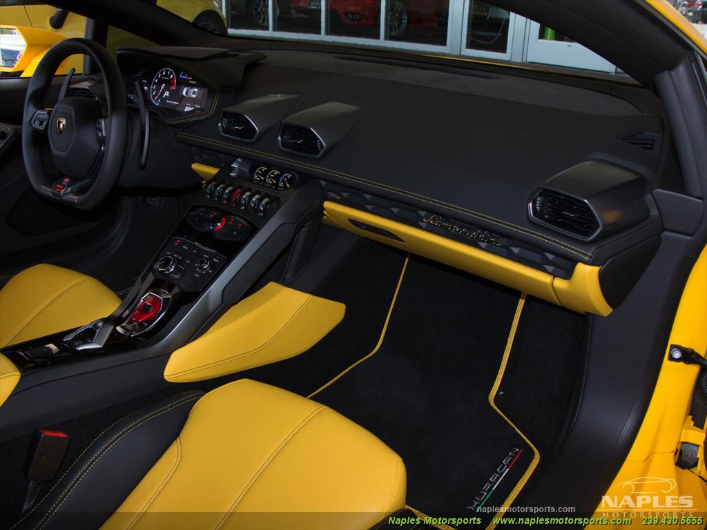 2015 Lamborghini Huracan LP 610-4 - Photo 22 - Naples, FL 34104