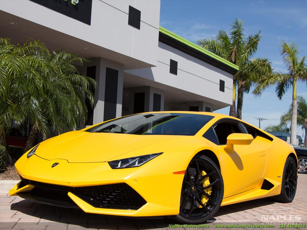 2015 Lamborghini Huracan LP 610-4 - Photo 56 - Naples, FL 34104