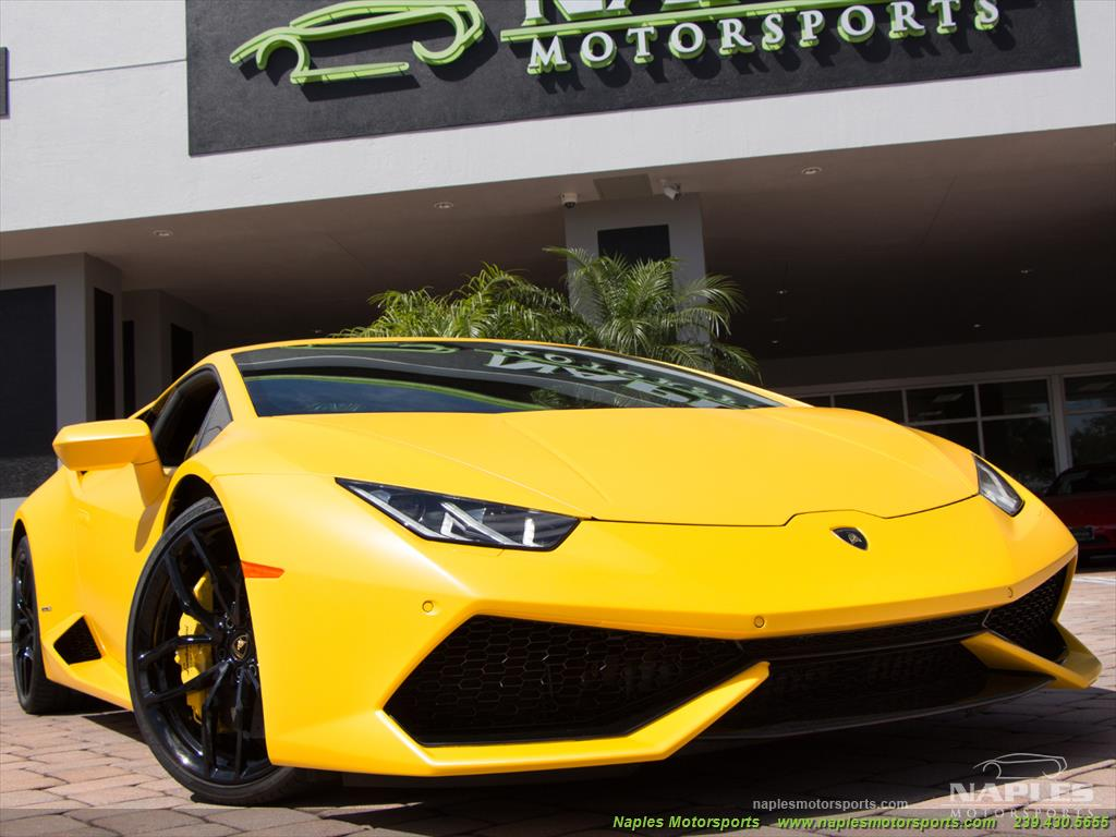 2015 Lamborghini Huracan LP 610-4 - Photo 27 - Naples, FL 34104