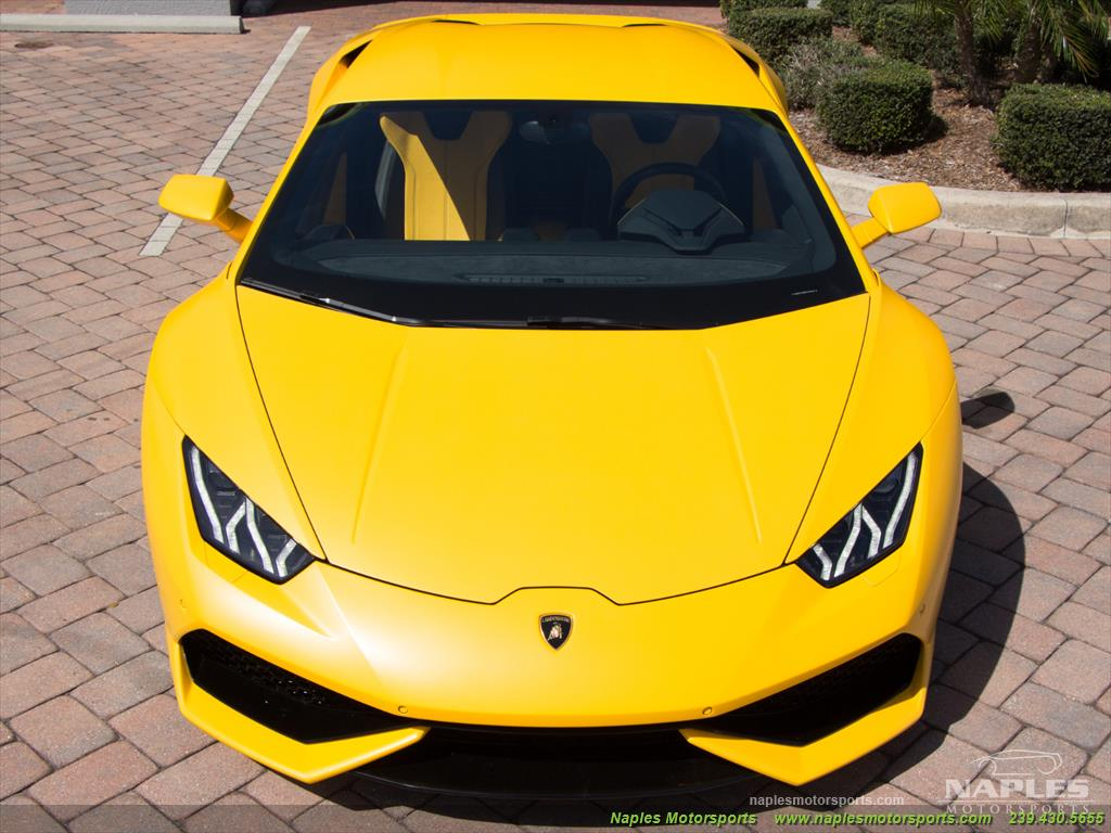 2015 Lamborghini Huracan LP 610-4 - Photo 13 - Naples, FL 34104