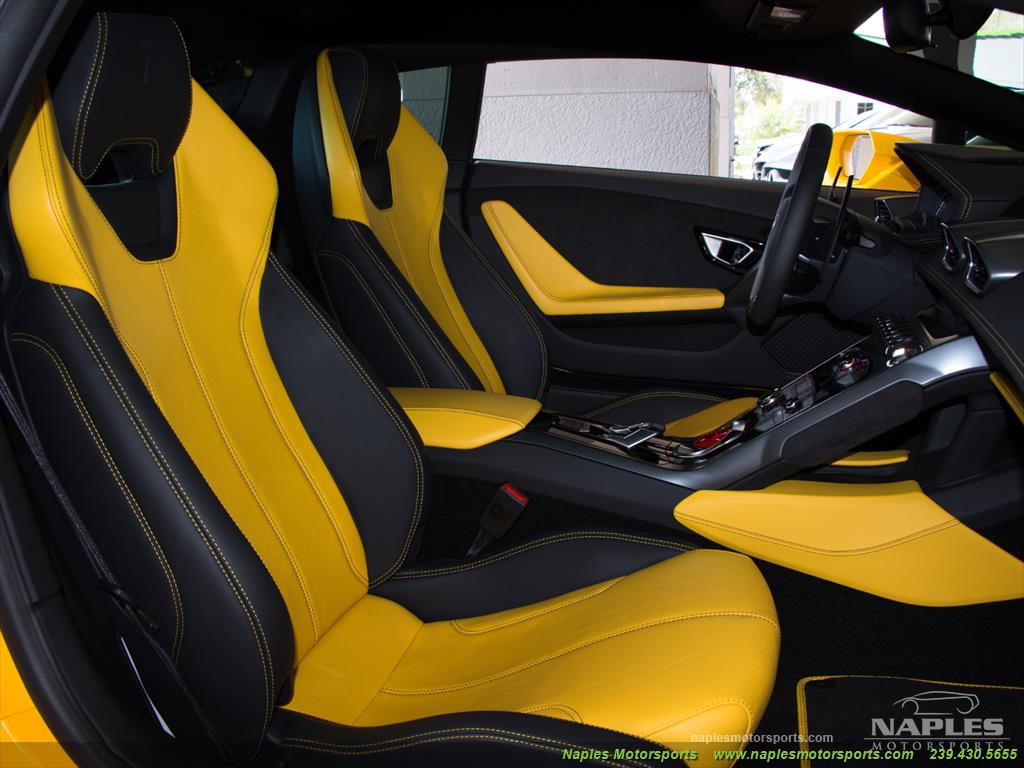 2015 Lamborghini Huracan LP 610-4 - Photo 24 - Naples, FL 34104