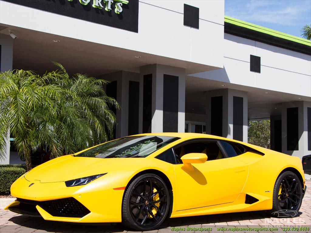 2015 Lamborghini Huracan LP 610-4 - Photo 60 - Naples, FL 34104