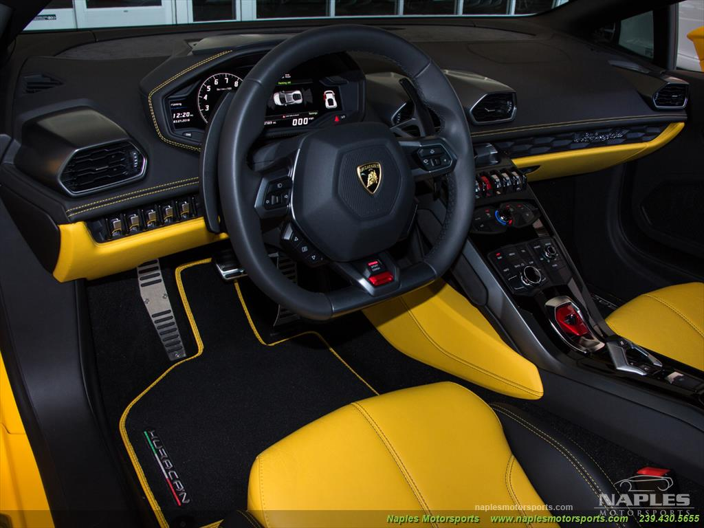 2015 Lamborghini Huracan LP 610-4 - Photo 10 - Naples, FL 34104