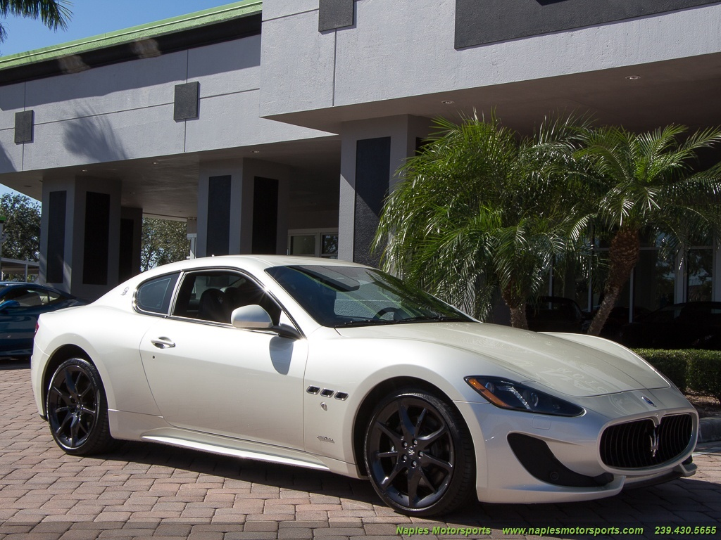 2013 Maserati Gran Turismo Coupe Sport - Photo 18 - Naples, FL 34104