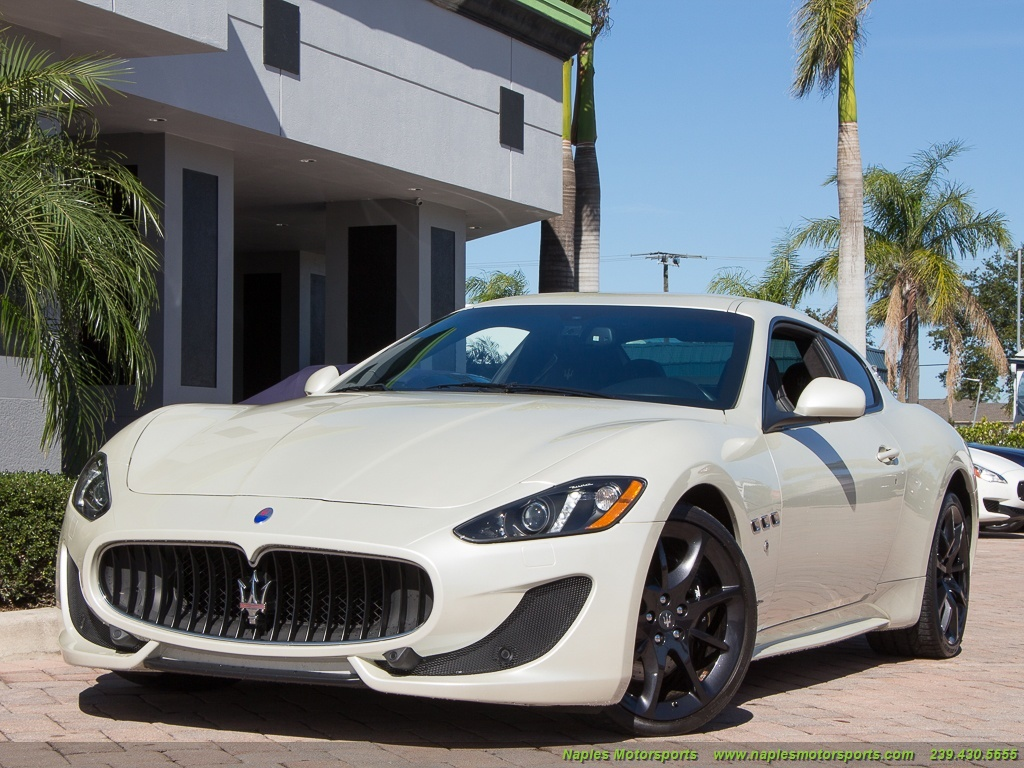 2013 Maserati Gran Turismo Coupe Sport - Photo 15 - Naples, FL 34104