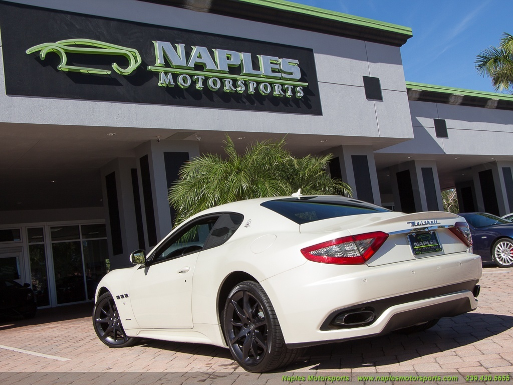 2013 Maserati Gran Turismo Coupe Sport - Photo 34 - Naples, FL 34104