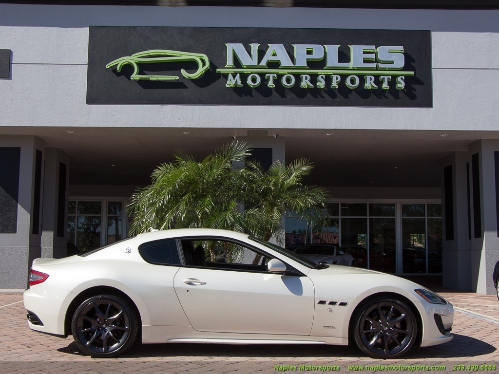 2013 Maserati Gran Turismo Coupe Sport - Photo 5 - Naples, FL 34104