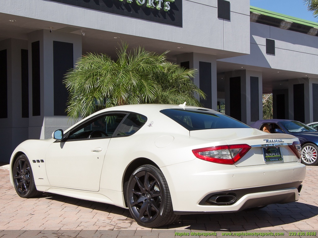 2013 Maserati Gran Turismo Coupe Sport - Photo 32 - Naples, FL 34104